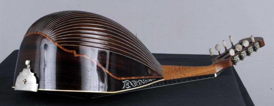 Copia di un mandolino di Giovanni Battista Maldura del 18.9.8